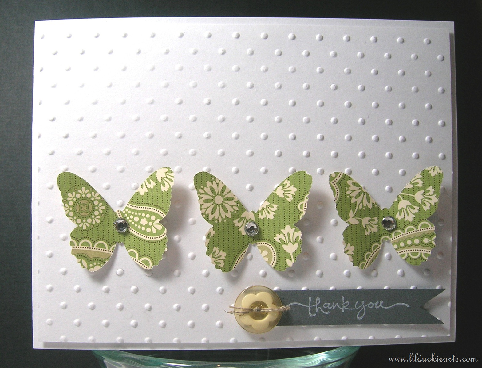 clean and simple butterflies lil duckie arts